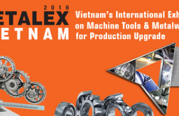 Vietnam's International Exhibition on Machine Tools & Metalworking Solutions for Production Upgrade